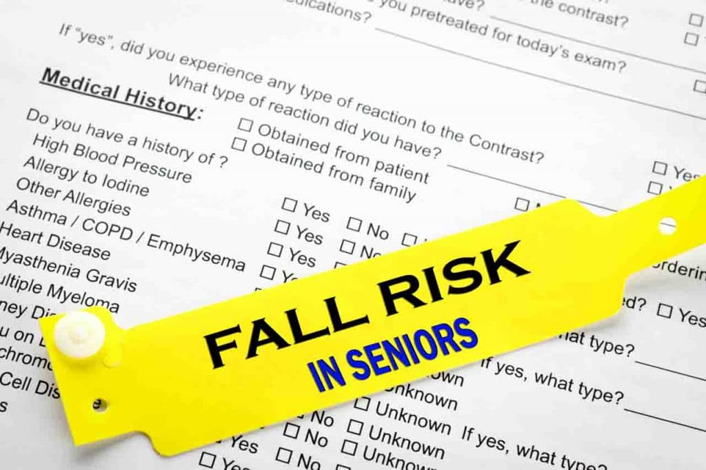 fall prevention lighting for seniors and elderly with fall risk